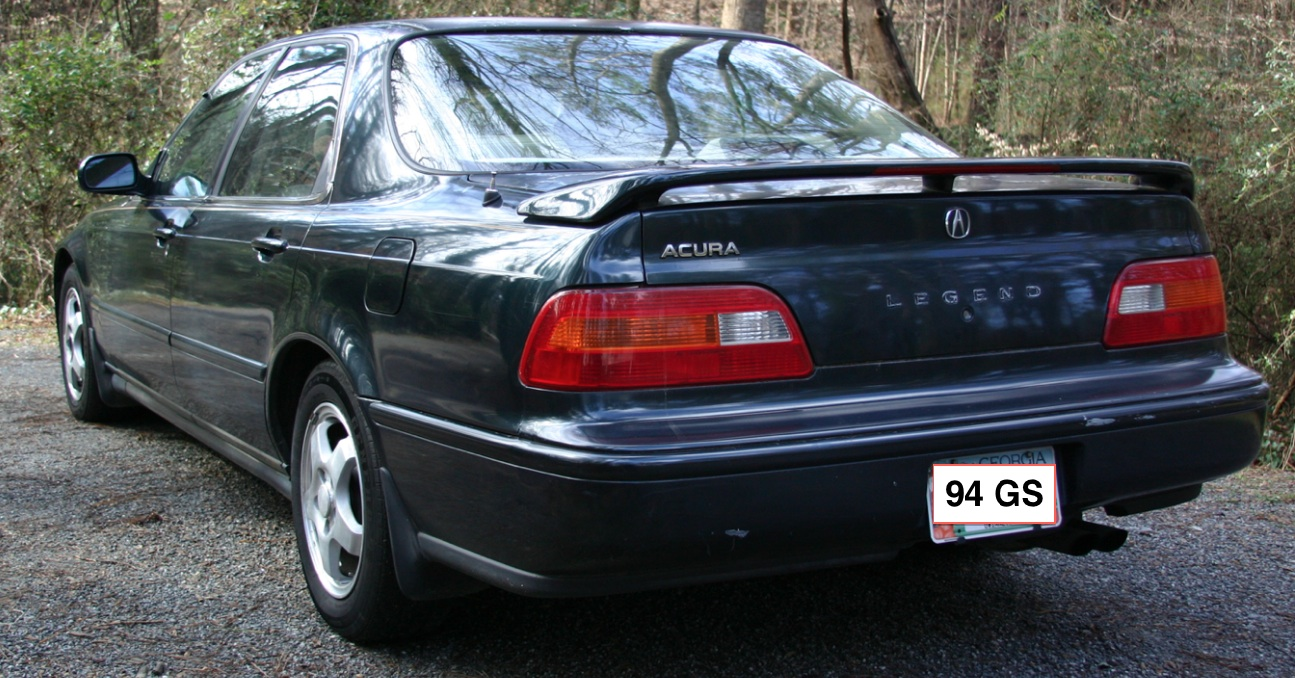 94 Acura Legend Seats | Autos Post