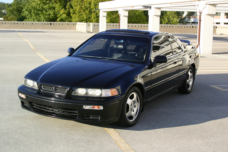 rwheadon's 94 Blk/Blk LS Coupe - AcuraLegend.Org - The Acura Legend